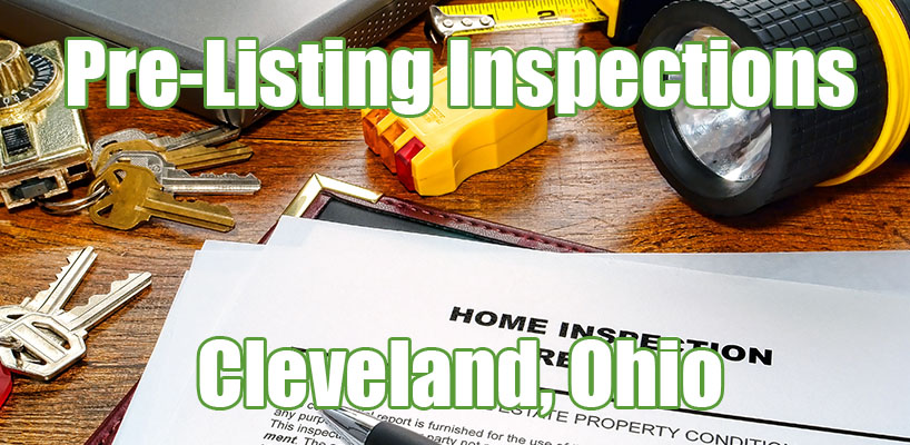 pre listing home inspections cleveland